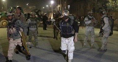 هاجم عناصر حركة طالبان فى أفغانستان القنصلية الألمانية بمدينة مزار شريف، باستخدام السيارات المفخخة والأسلحة الخفيفة.