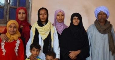 والدة مروة فتاة التروسيكل: بنتى بمليون راجل وساعدتنى فى زواج أخواتها