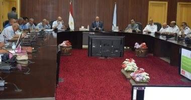 محافظة البحر الأحمر تنفذ مشروع صقر 31 لمجابهة الأزمات والكوارث اليوم