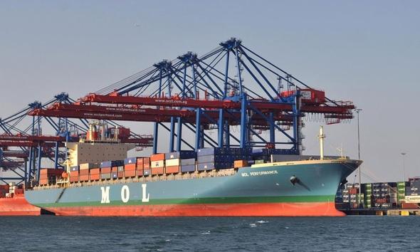 ميناء سفاجا يستقبل 63 ألف طن قمح روسي