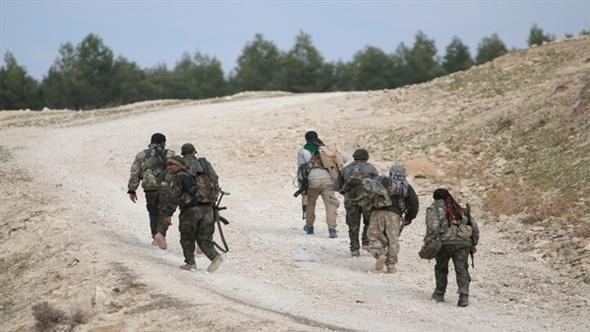 قوات سوريا الديمقراطية ترفض أي دور تركي في عملية الرقة