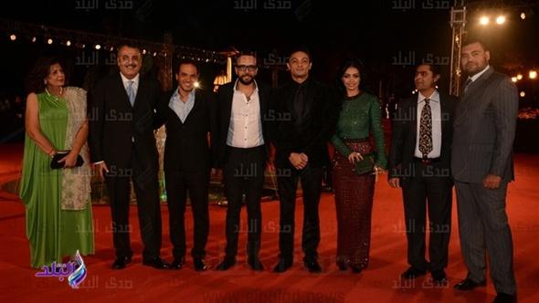 30 صورة من حفل ختام مهرجان القاهرة السينمائي الدولي