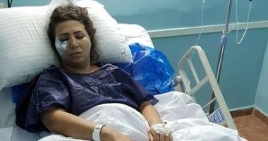 """الإعلامية إيمان عز الدين تخضع لجراحة """"دقيقة"""" للمرة الثانية على التوالى"""