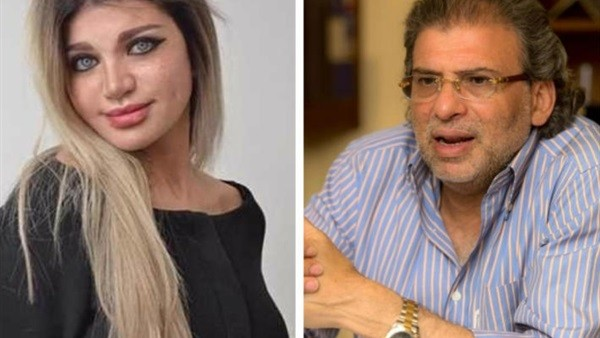 14 نوفمبر محاكمة ياسمين الخطيب في سب وقذف خالد يوسف