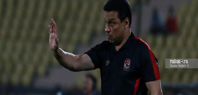 البدري يغيب عن أول مباريات الأهلي بالبطولة العربية